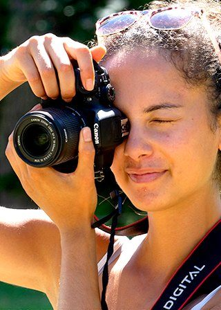 Cours de Photo Thomas Village-Club Faistesvacances