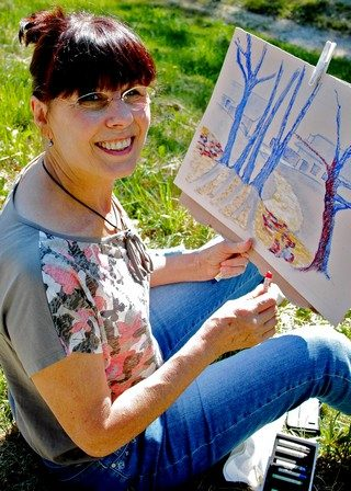 Atelier Aquarelle Village-Club Faistesvacances